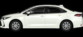 Toyota Corolla 1.6 6МКП (122 л.с.) 2WD Стандарт